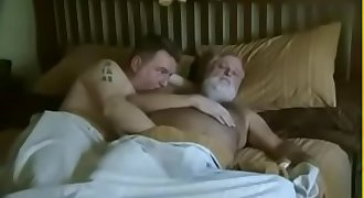 Mature gay wake up daddy