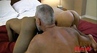 HairyAndRaw.com   Jeff Grove, Michael Brady and Xavier Brady - Video - Movies(2)