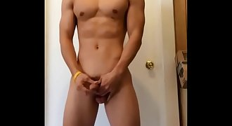Teen Jerk Off and Play