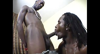 Black Without a condom Riders 3